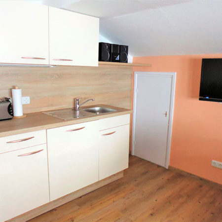 Wohnung Kleiner Onkel Küche